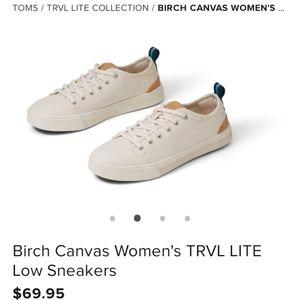 Toms TRVL Lite Low Sneakers